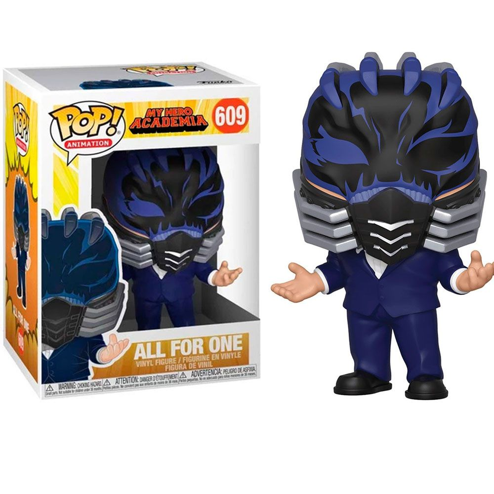 POP FUNKO 609 ALL FOR ONE MY HERO ACADEMIA