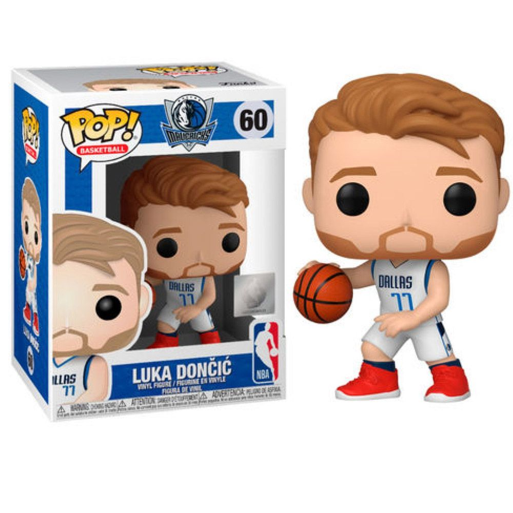 POP FUNKO 60 LUKA DONCIC DALLAS MAVERICKS