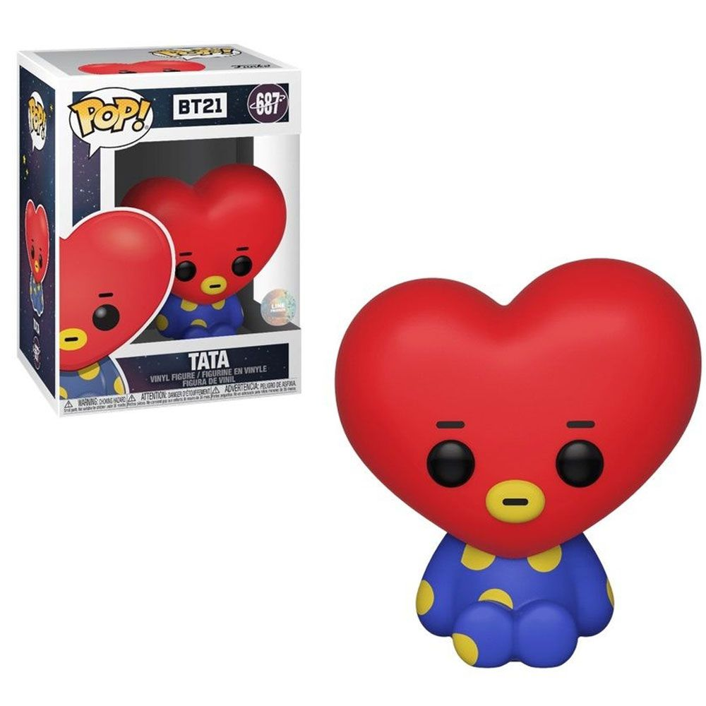 POP FUNKO 687 TATA BT21