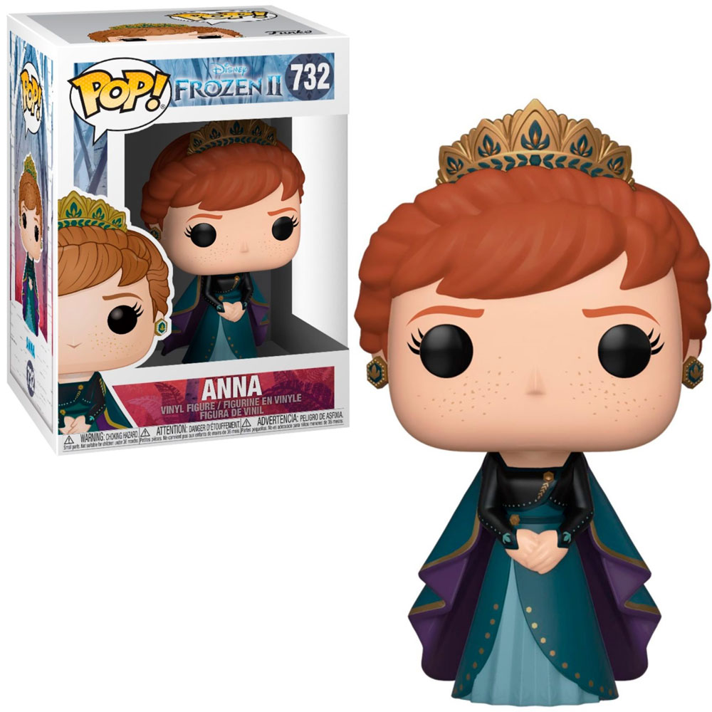POP FUNKO 732 ANNA FROZEN II DISNEY