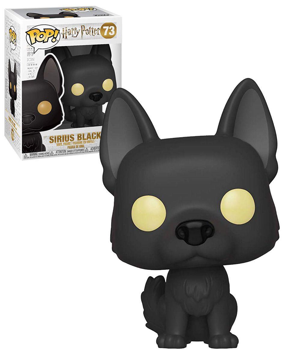 POP FUNKO 73 SIRIUS BLACK AS DOG HARRY POTTER