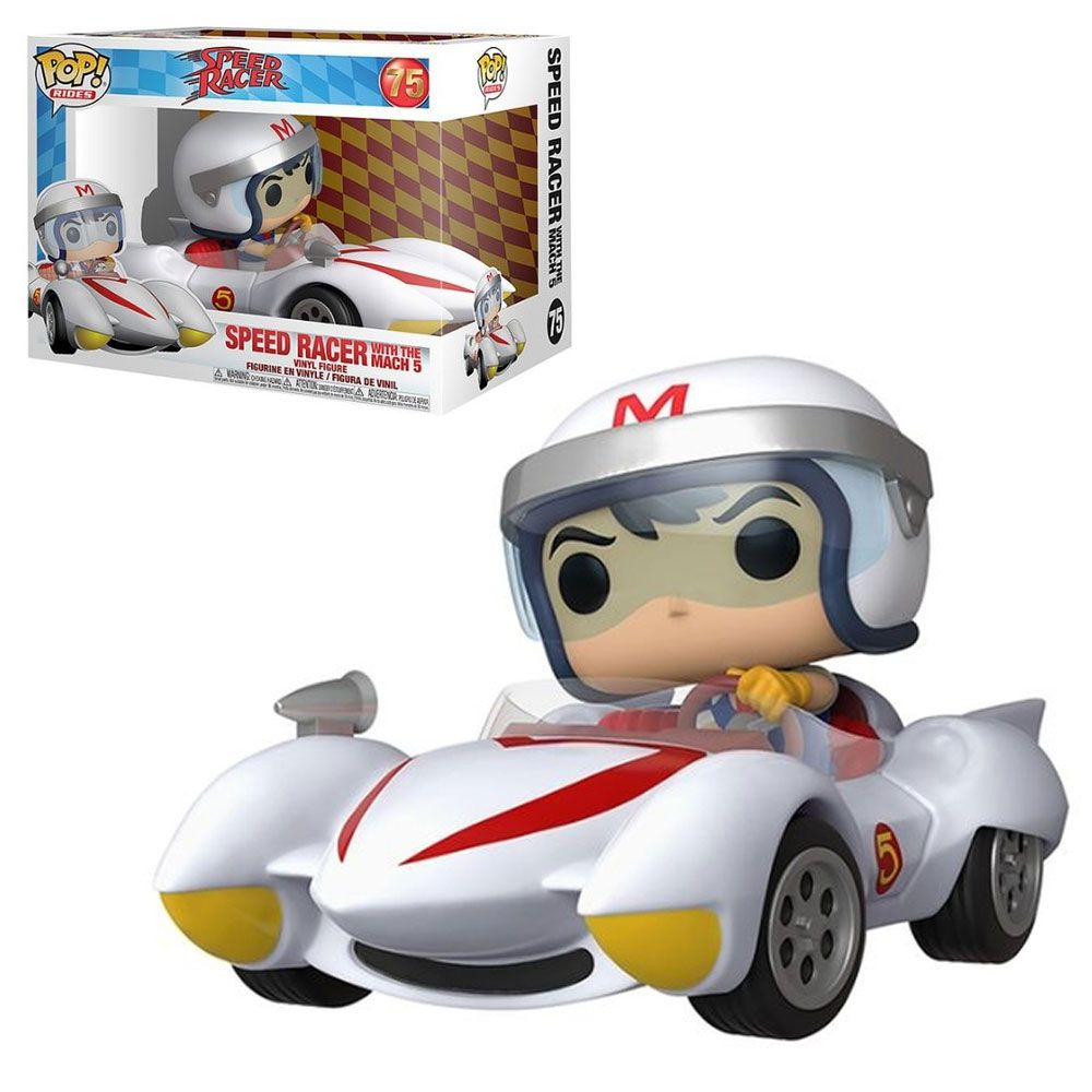 POP FUNKO 75 SPEED RACER WITH THE MACK 5