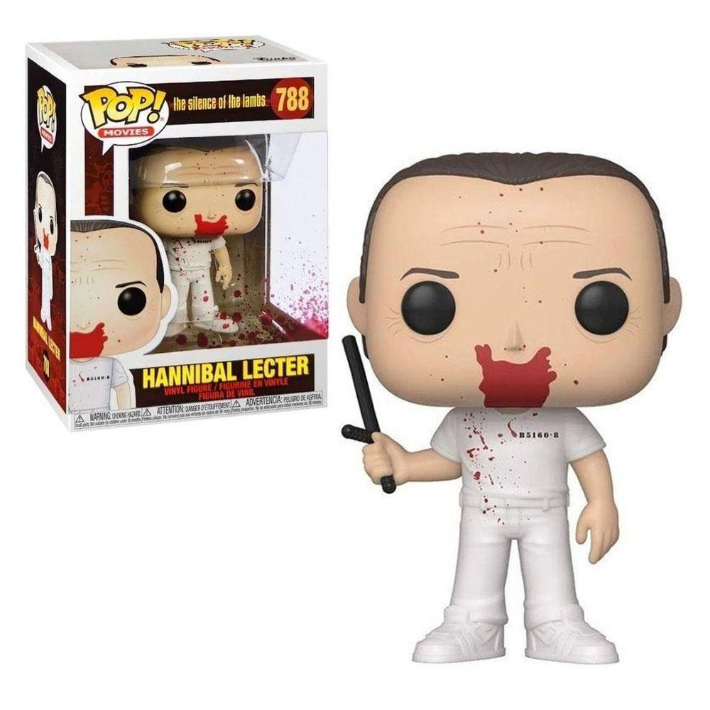 POP FUNKO 788 HANNIBAL LECTER THE SILENCE OF THE LAMBS