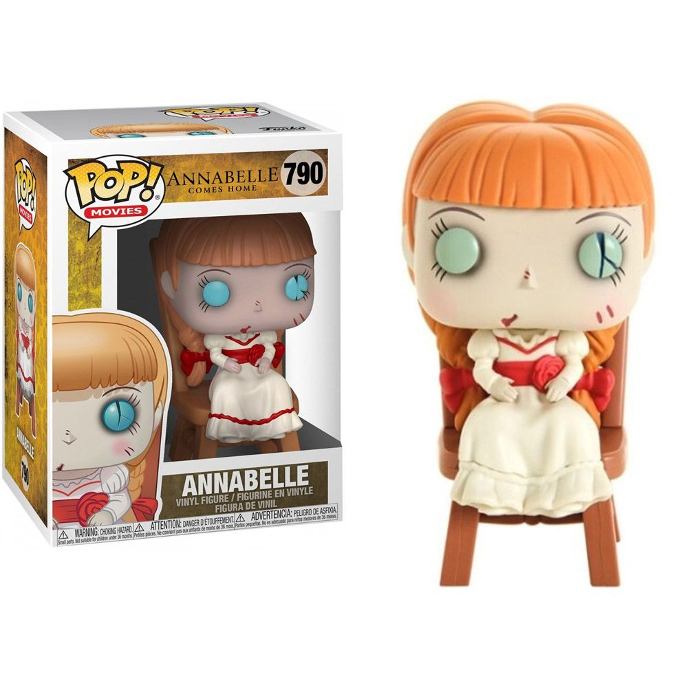 POP FUNKO 790 ANNABELLE COMES HOME