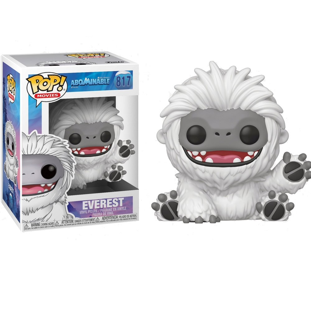 POP FUNKO 817 EVEREST ABOMINABLE