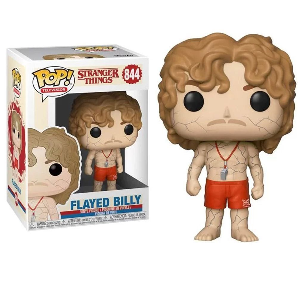 POP FUNKO 844 FLAYED BILLY STRANGER THINGS