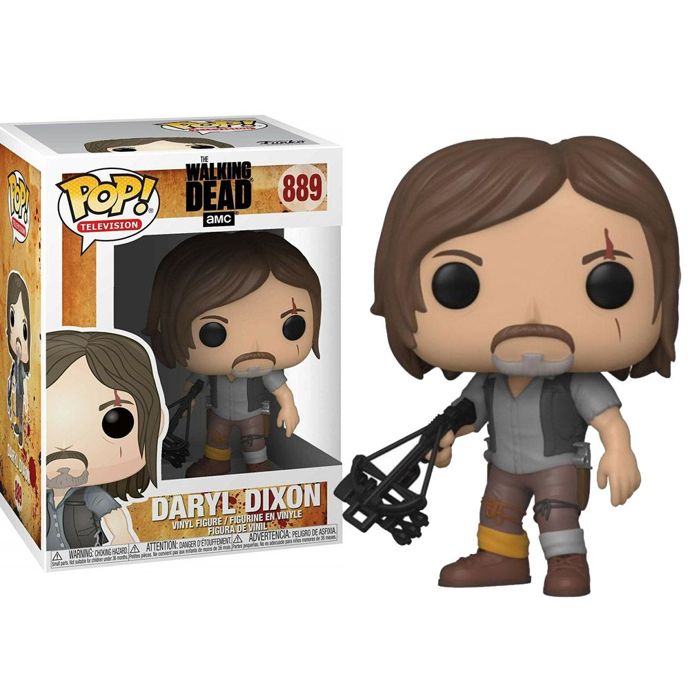POP FUNKO 889 DARYL DIXON THE WALKING DEAD