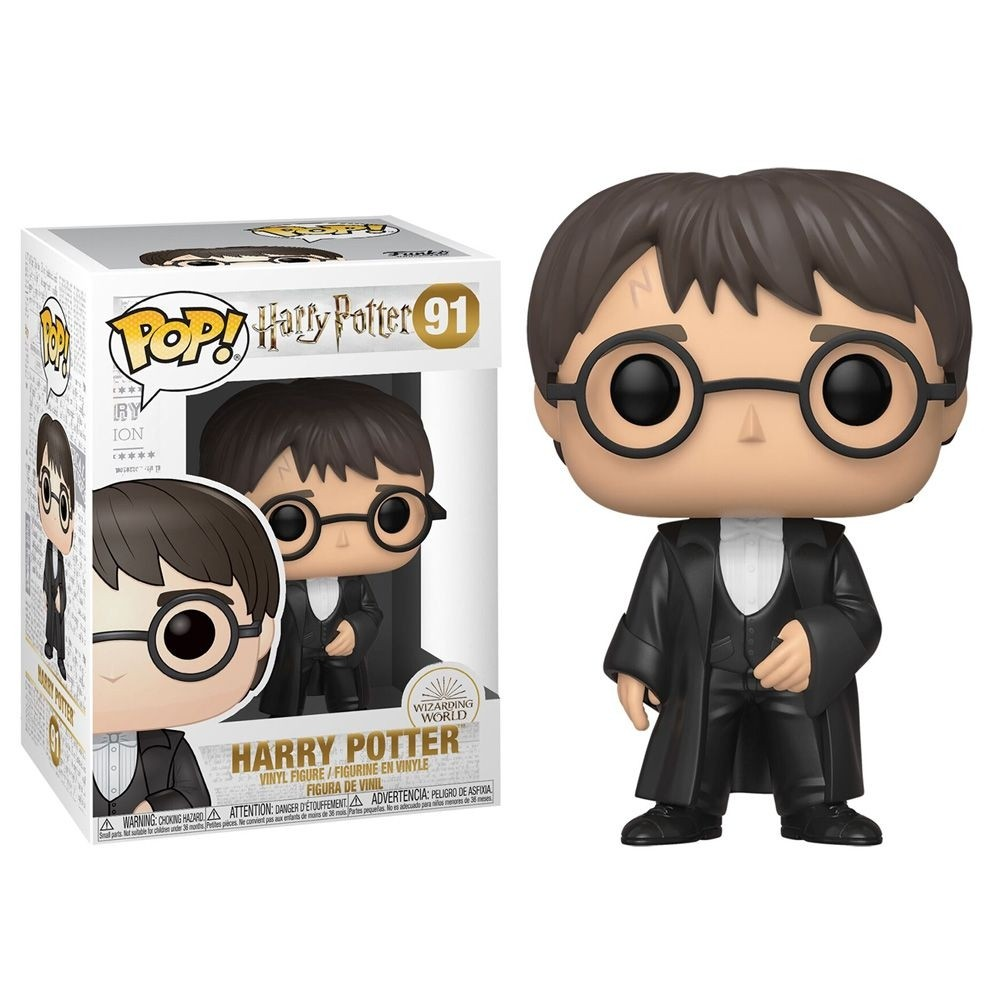 POP FUNKO 91 HARRY POTTER WIZARDING WORLD