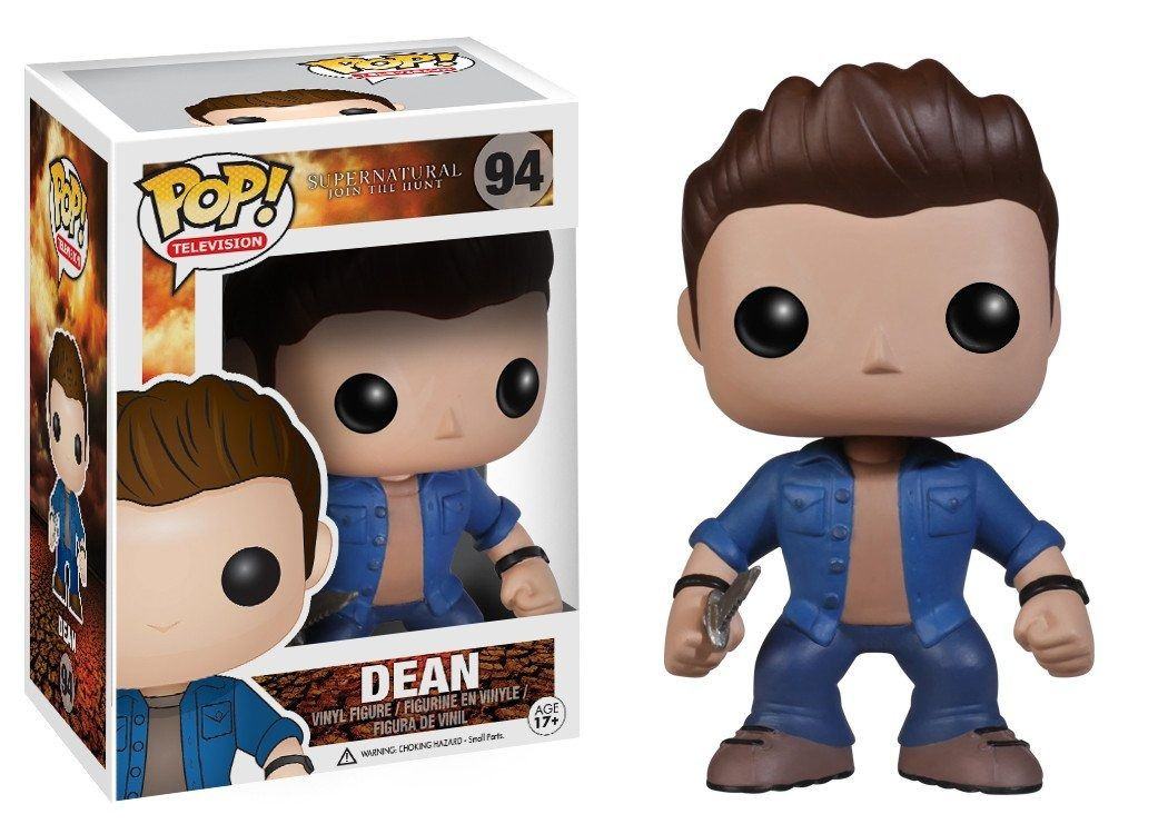 POP FUNKO 94 DEAN SUPERNATURAL