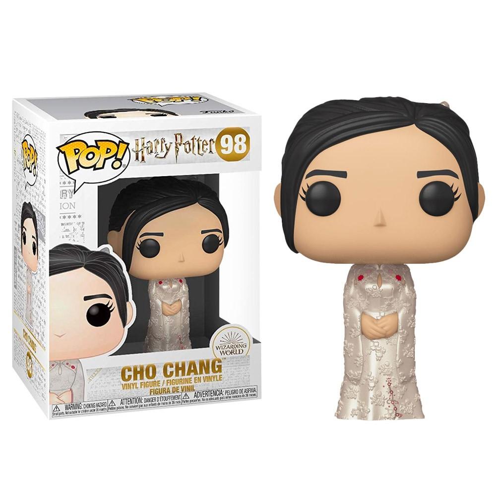 POP FUNKO 98 CHO CHANG HARRY POTTER