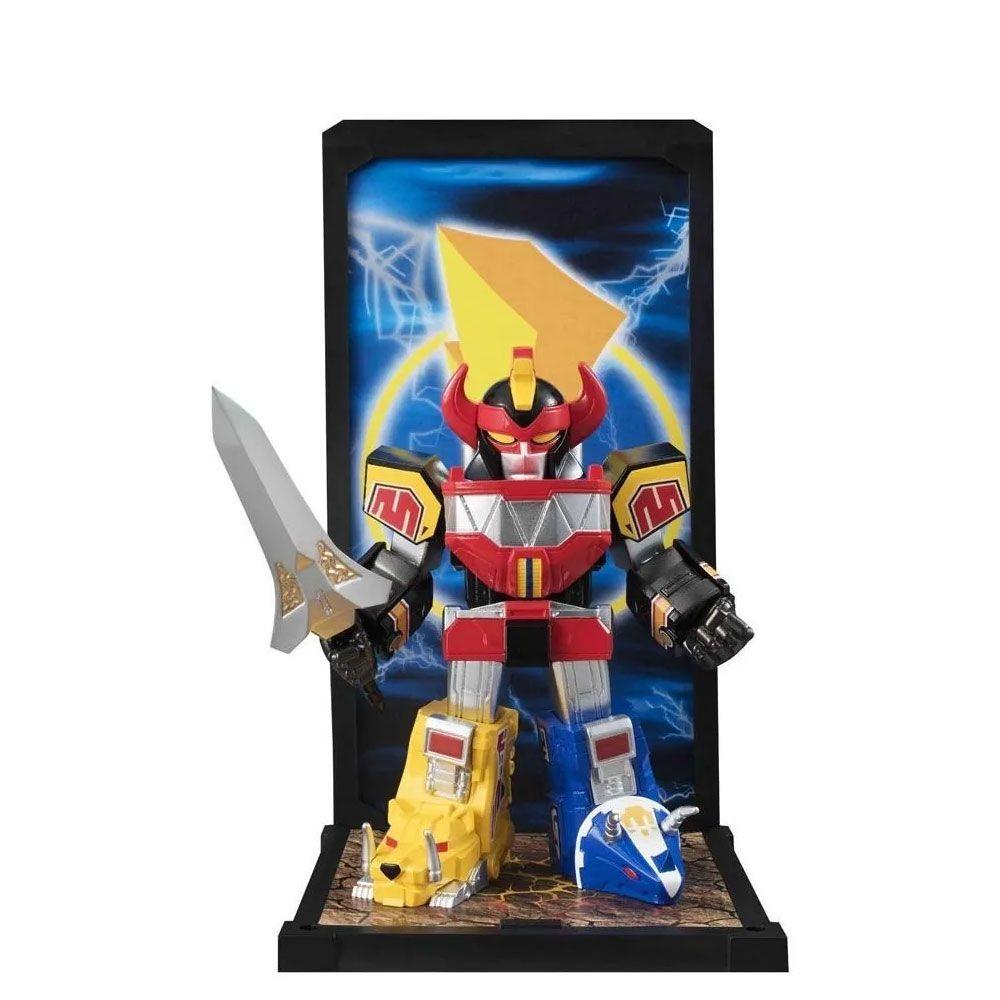 Power Rangers Megazord BUDDIES Tamashii Nations BANDAI