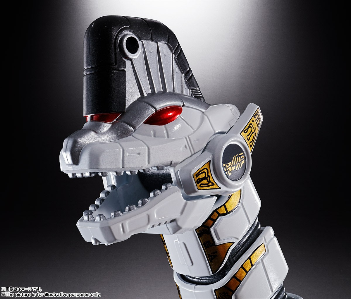 Power Rangers Titanus GX-85 Soul of Chogokin BANDAI