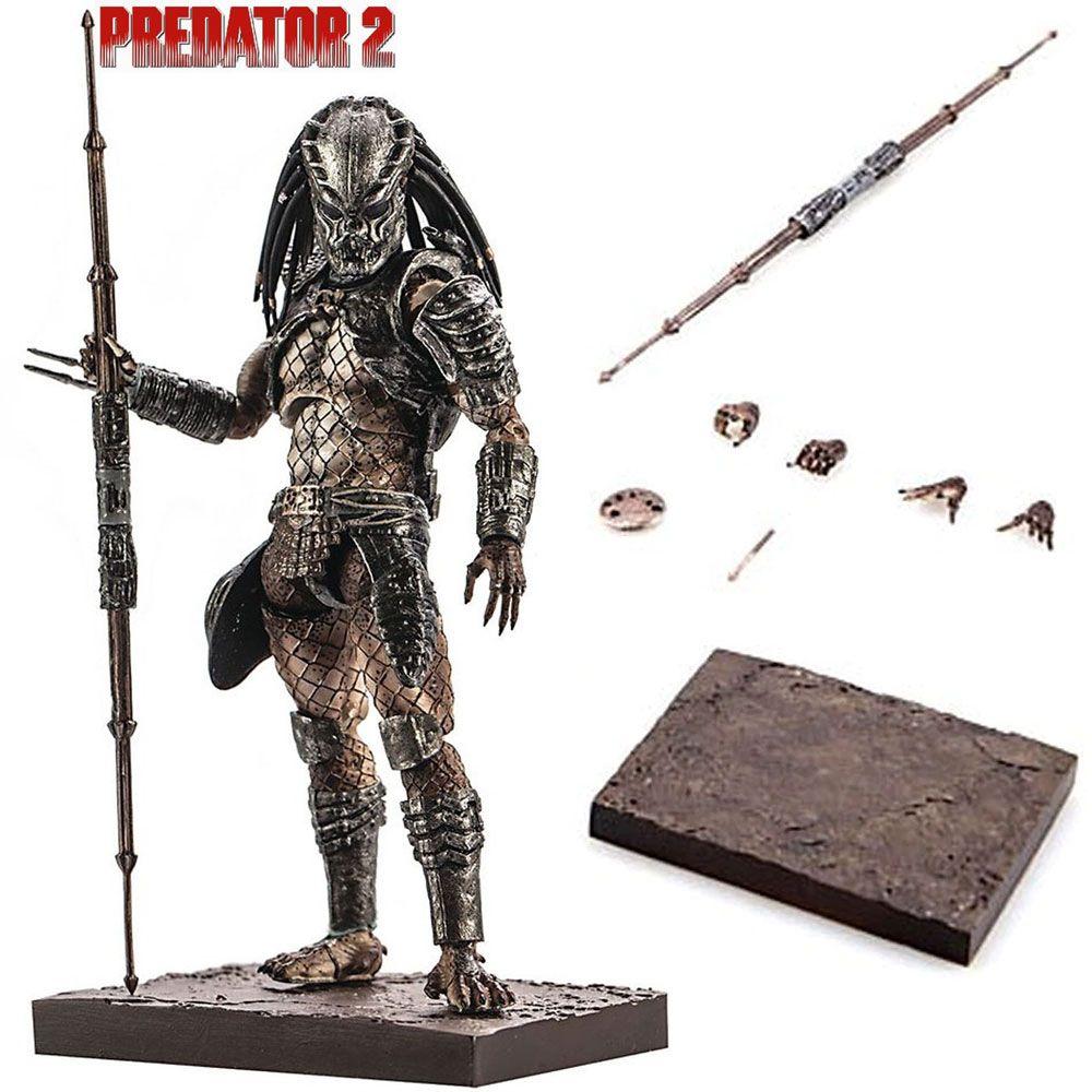 Predator 2 Guardian Predator 1/18 PX Exclusive Action Figure