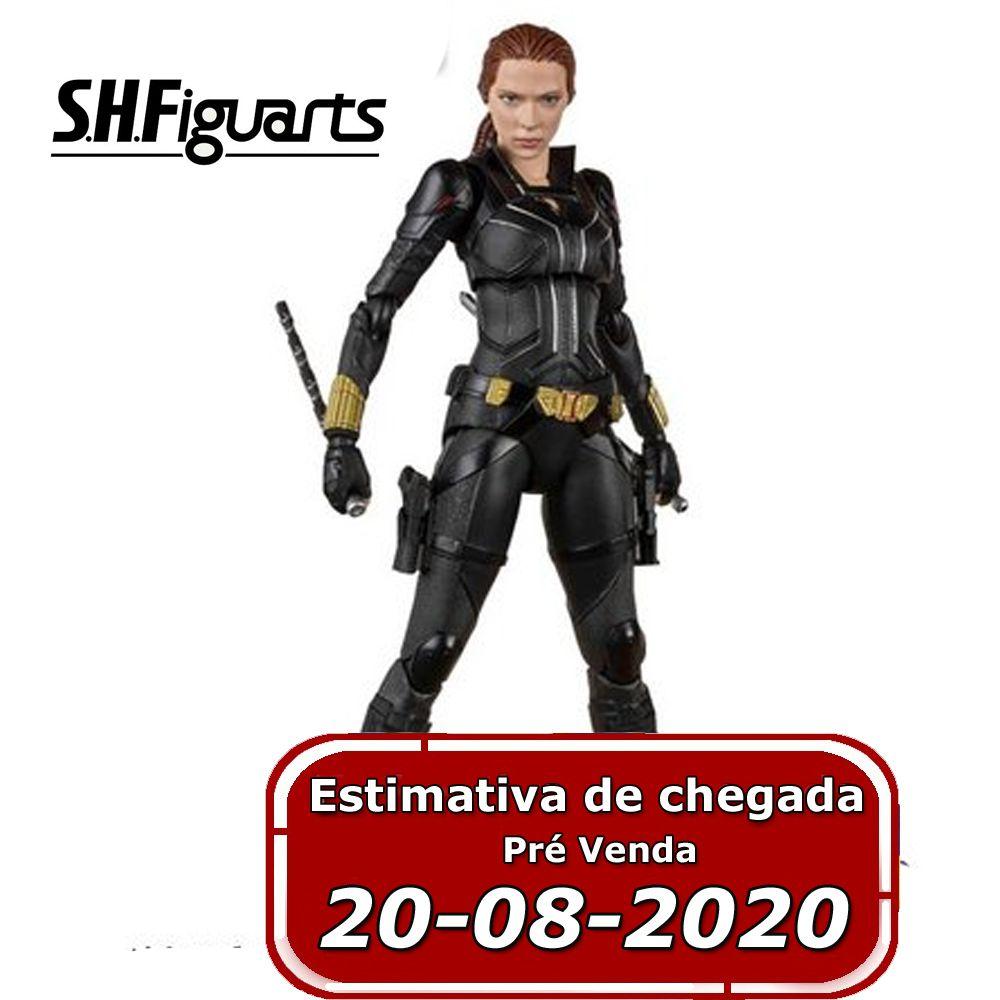 (RESERVA 10% DO VALOR)  S.H. Figuarts Black Widow