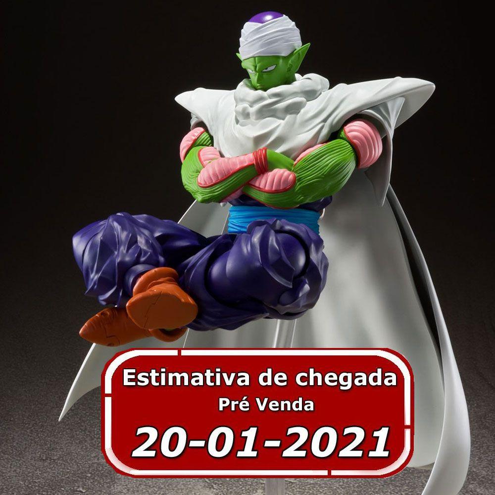 (RESERVA 10% DO VALOR) S.H Figuarts Piccolo 2.0 The Proud Namekian Dragon Ball LOTE 2
