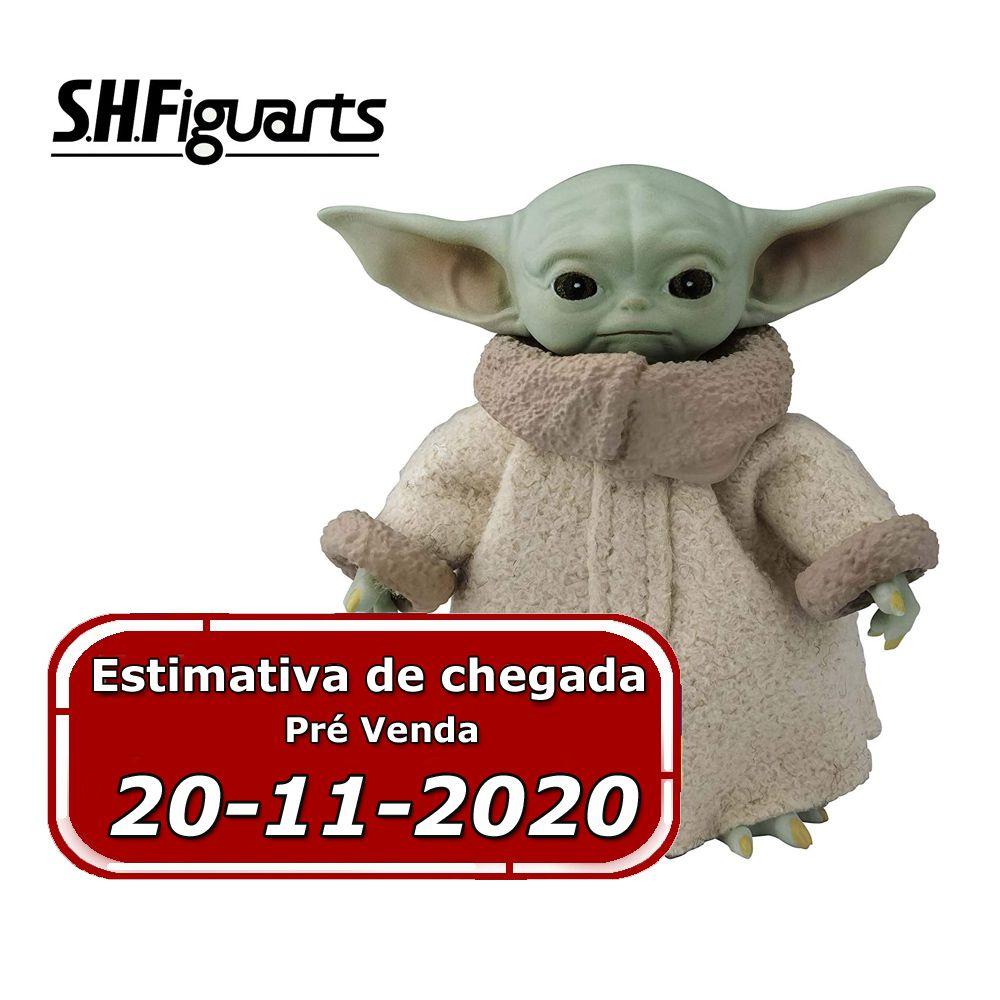 (RESERVA 10% DO VALOR) S.H. Figuarts Star Wars The Mandalorian - The Child