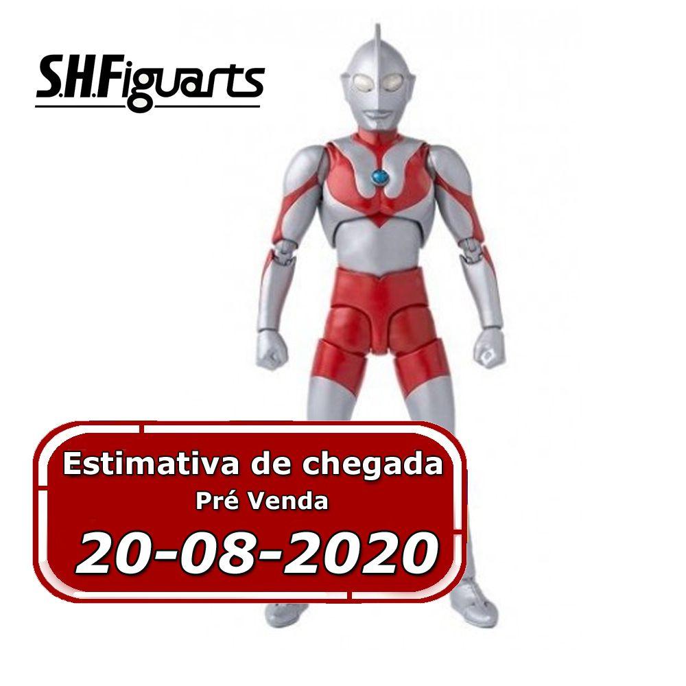 (RESERVA 10% DO VALOR)  S.H. Figuarts Ultraman Best Selection