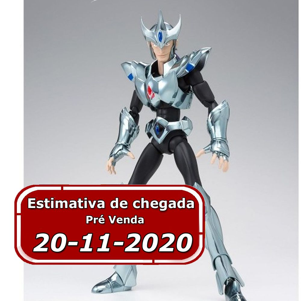 (RESERVA 10% DO VALOR) Saint Seiya Cloth Myth Jamian de Corvo  LOTE 2