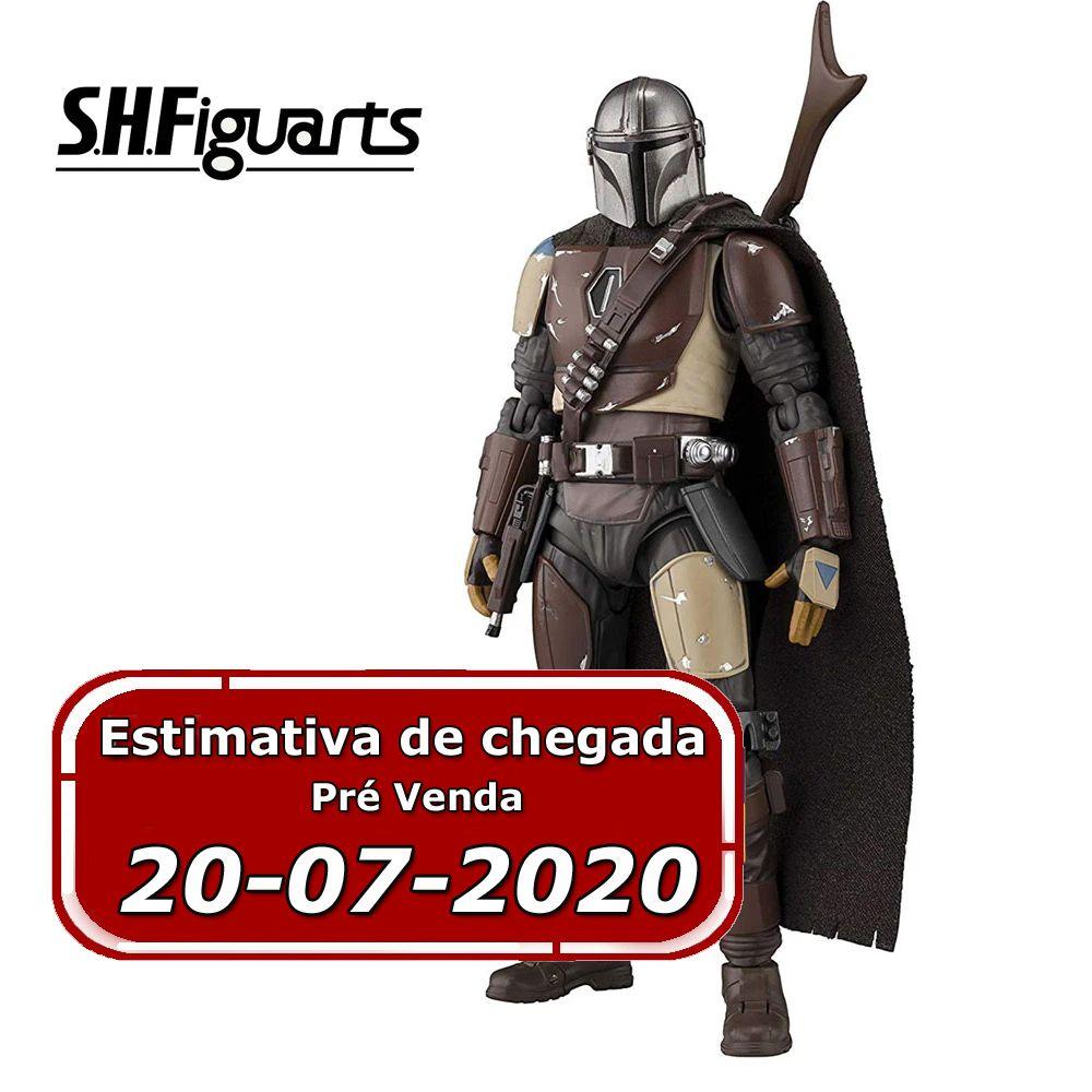 (RESERVA 10% DO VALOR) Star Wars The Mandalorian S.H.Figuarts