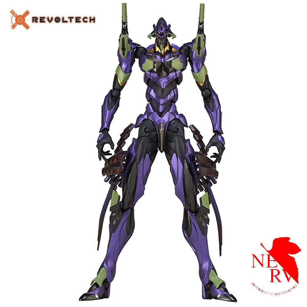Revoltech EVANGELION EVOLUTION EVA-01 Natayanagi Ver.