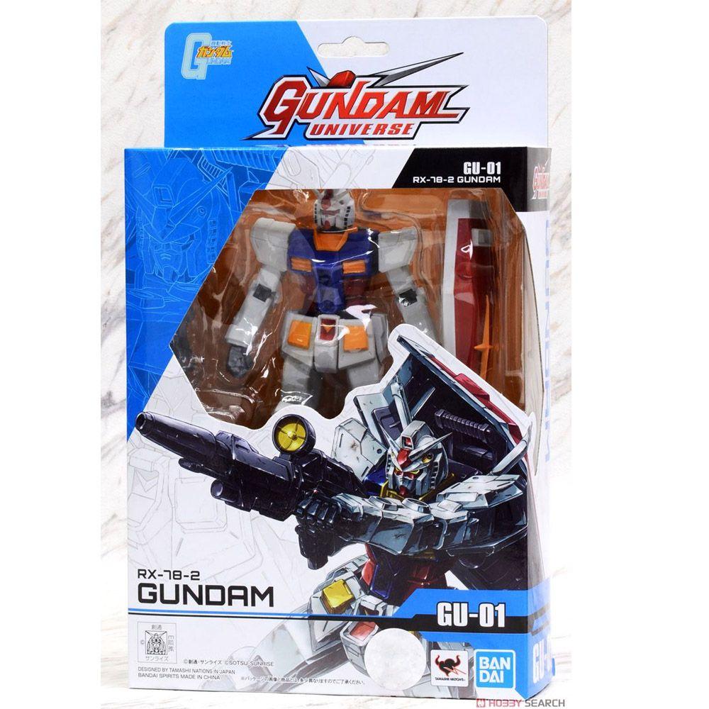 ROBOT SPIRITI GU-01 MOBILE SUIT GUNDAM RX-78-2 GUNDAM