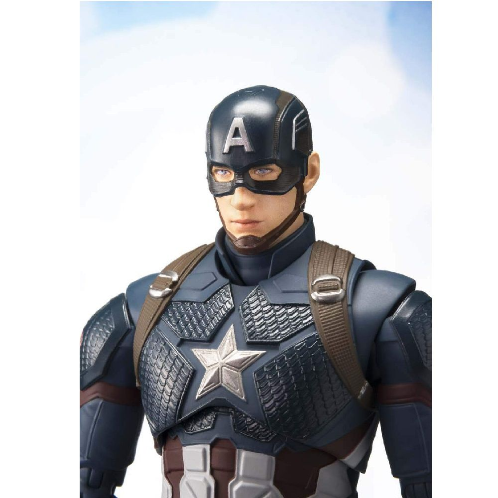 S.H.FIGUARTS CAPTAIN AMERICA AVENGERS END GAME