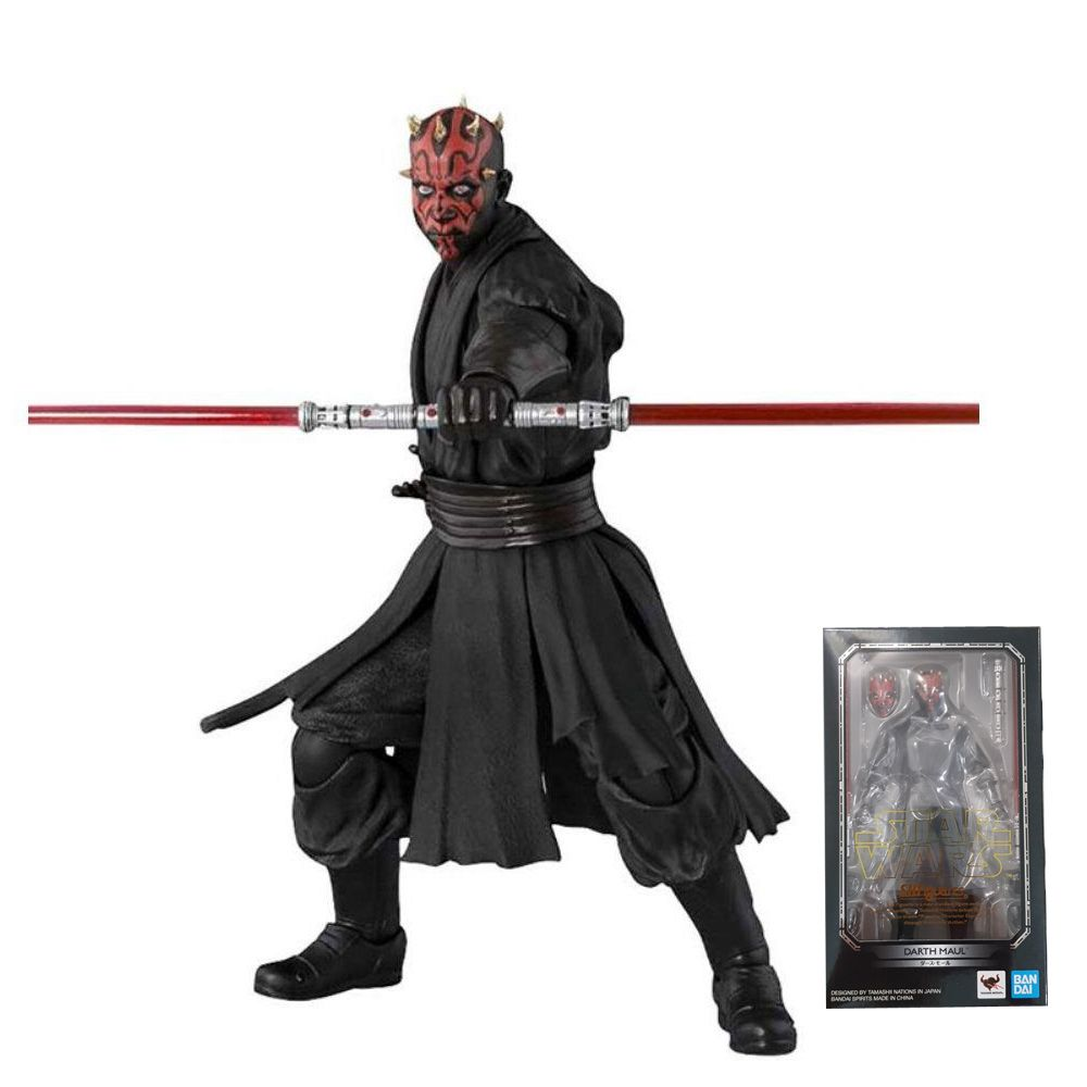 S.H FIGUARTS DARTH MAUL STAR WARS