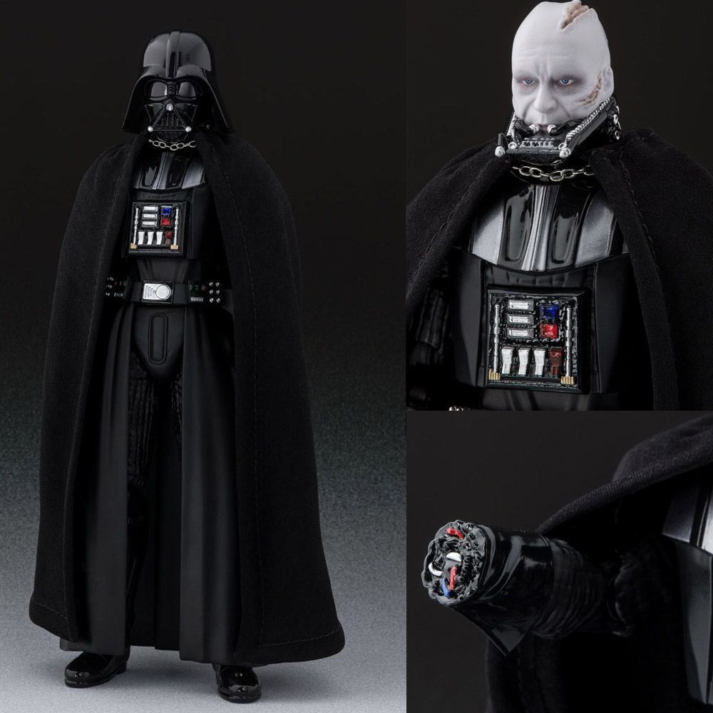 S.H Figuarts DARTH VADER RETURN OF JEDI STAR WARS BANDAI