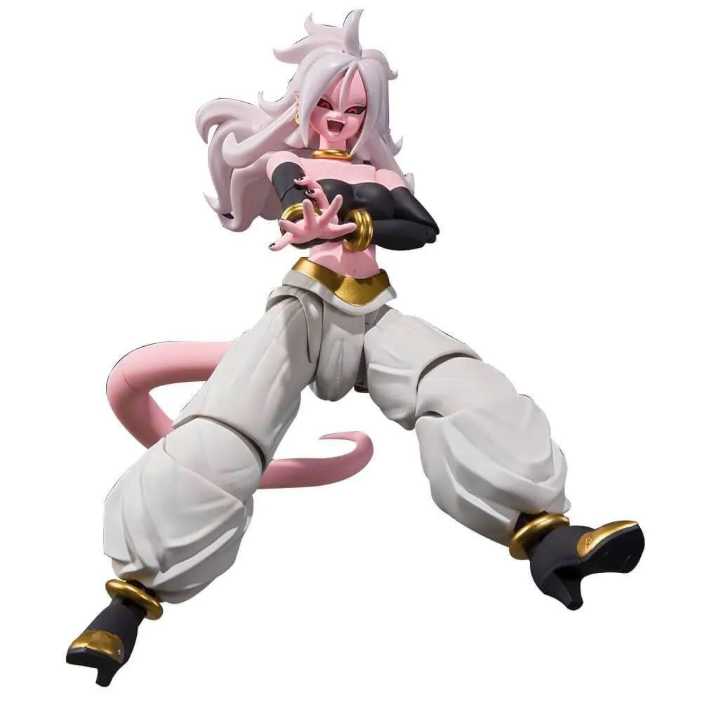 S.H.FIGUARTS DRAGON BALL SUPER ANDROID 21