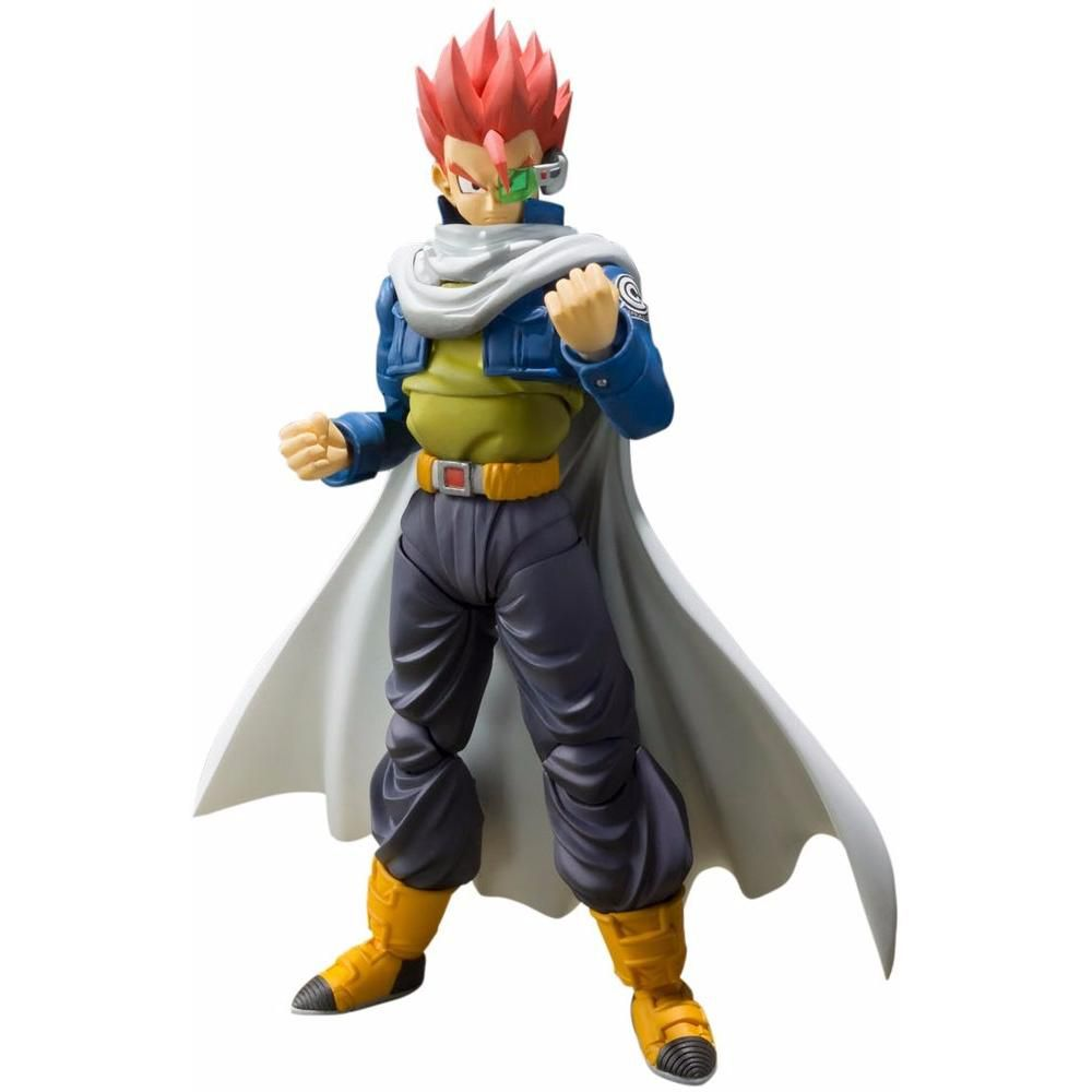 S.H.FIGUARTS DRAGON BALL TIME PATROLLER XENOVERSE