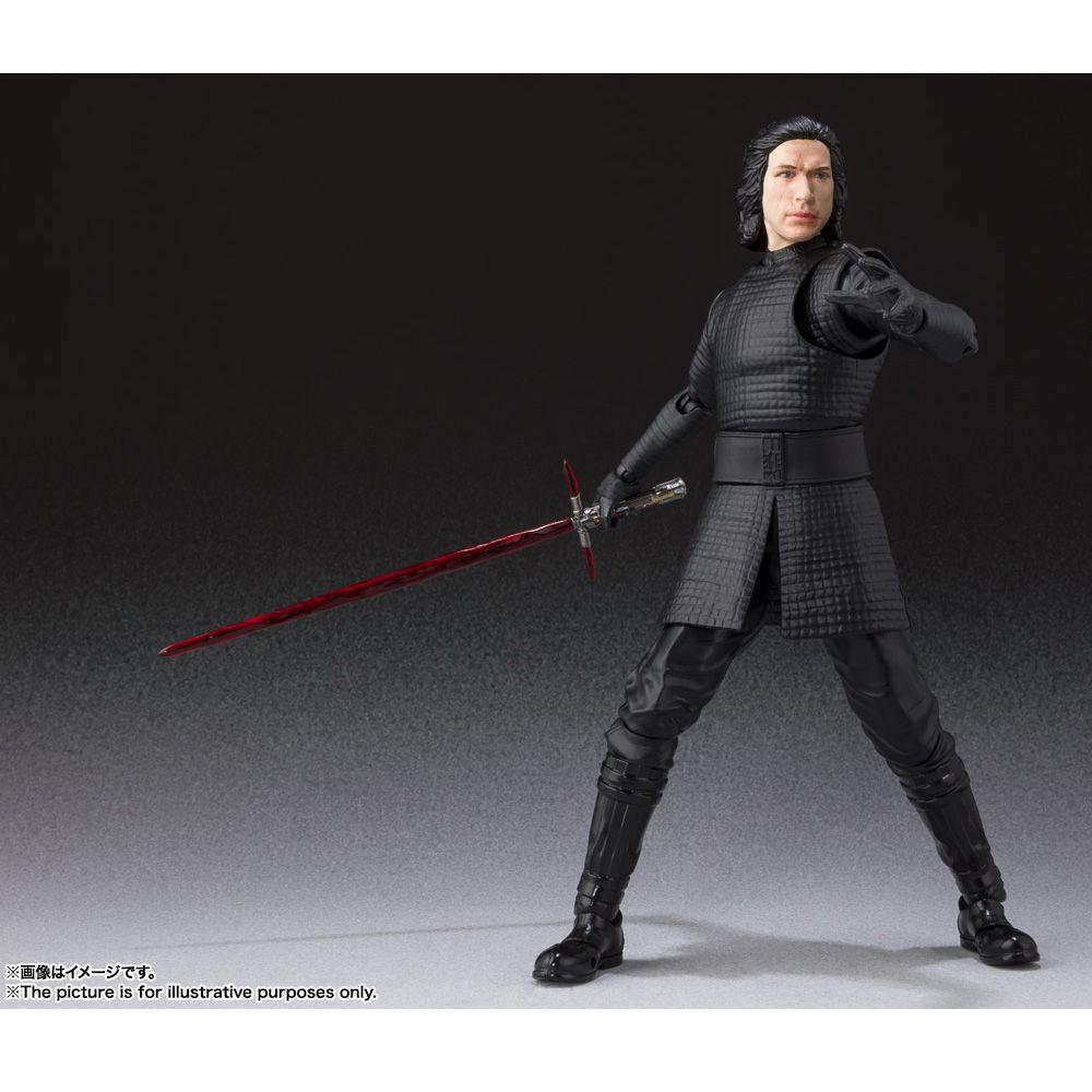S.H Figuarts Kylo Ren STAR WARS: Rise of Skywalker