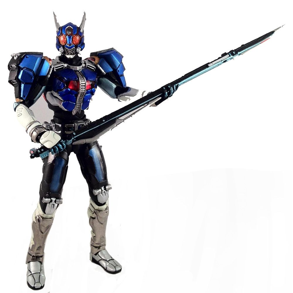 S.H.FIGUARTS MASKED RIDER DEN-O GUN FORM AND ROD FORM
