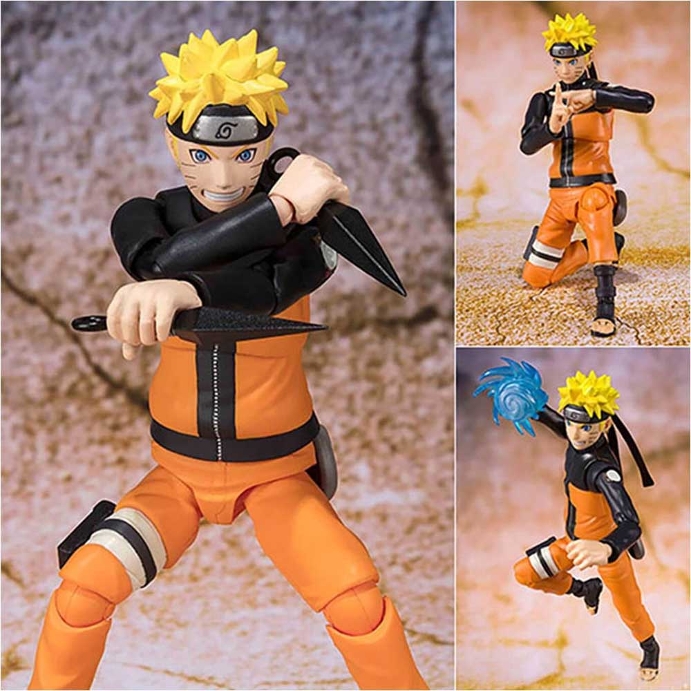 S.H Figuarts Naruto Shippuden Best Selection