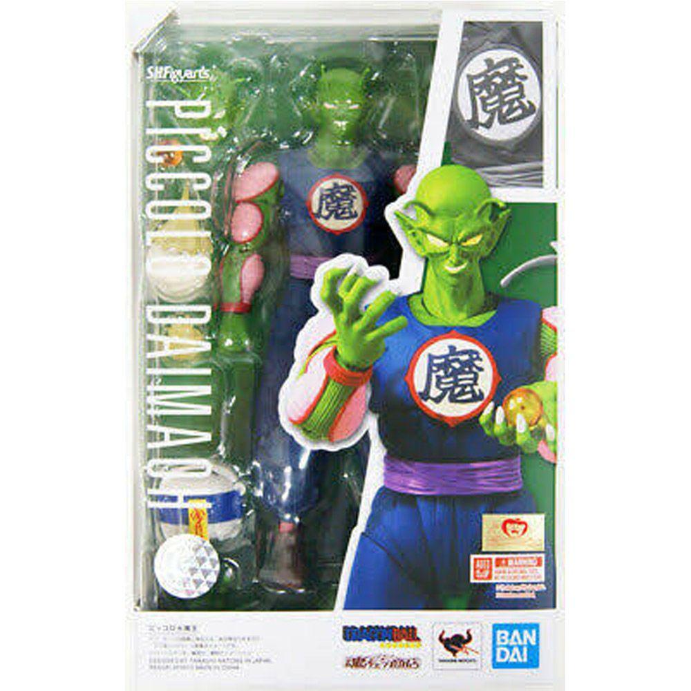 S.H Figuarts Piccolo Daimaoh Dragon Ball Bandai Action Figur