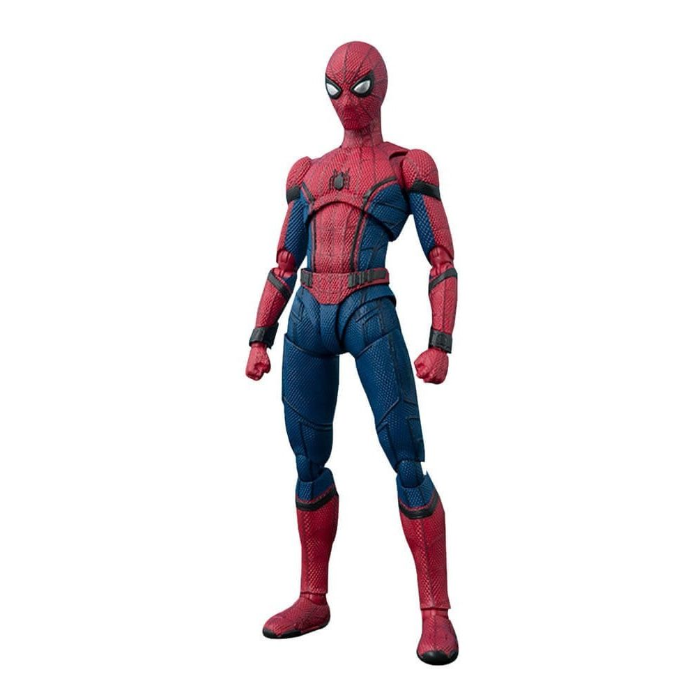 S.H FIGUARTS SPIDER MAN HOMECOMING TAMASHI OPTION ACT WALL