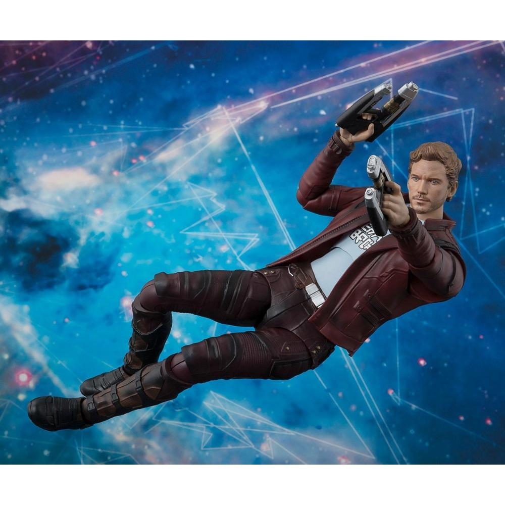 S.H.FIGUARTS STAR LORD + EFFECT