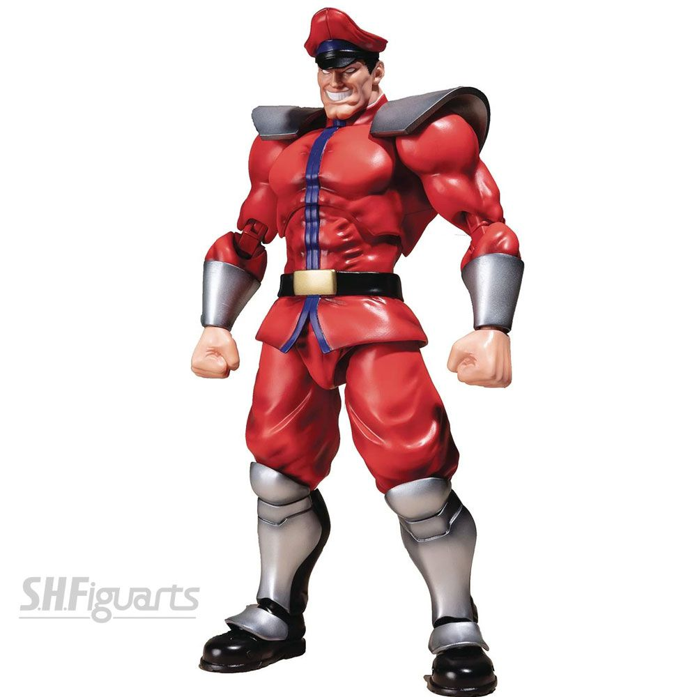 S.H Figuarts Street Fighter M. Bison Bandai