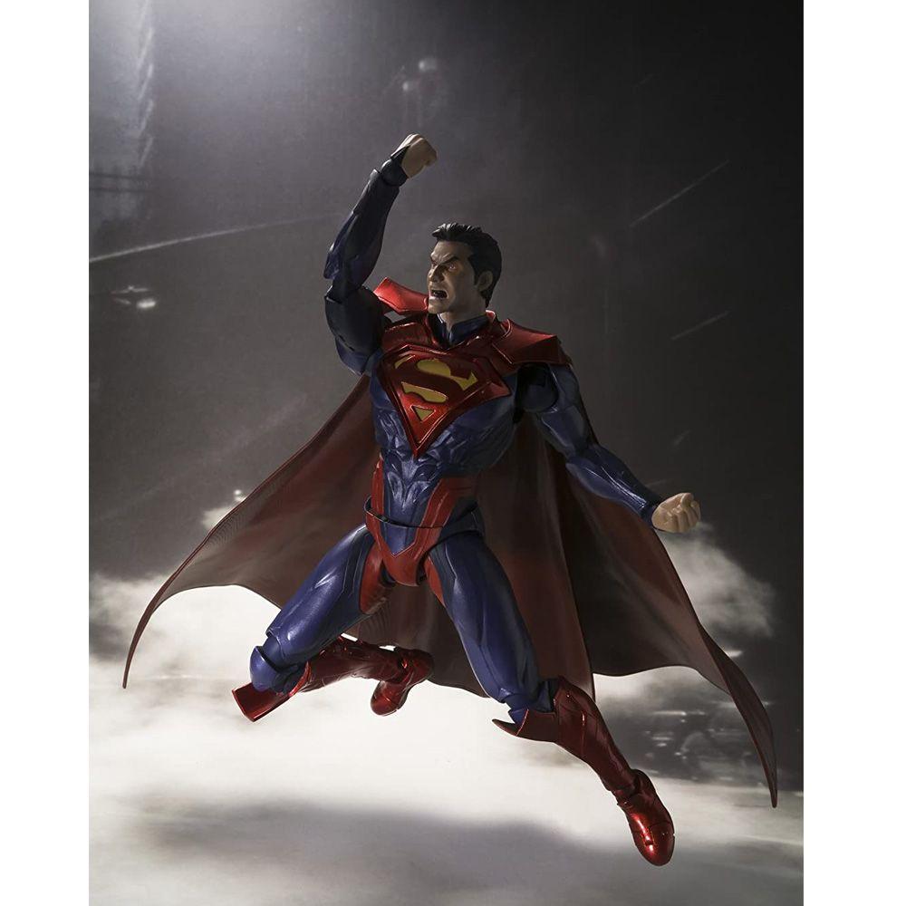 S.H.FIGUARTS SUPERMAN INJUSTICE
