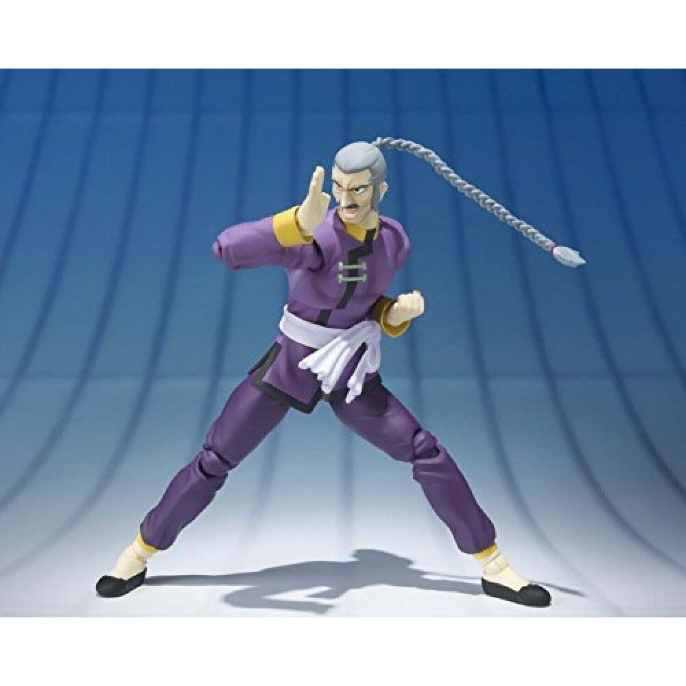 S.H.Figuarts The Undefeated of the East Master Asia