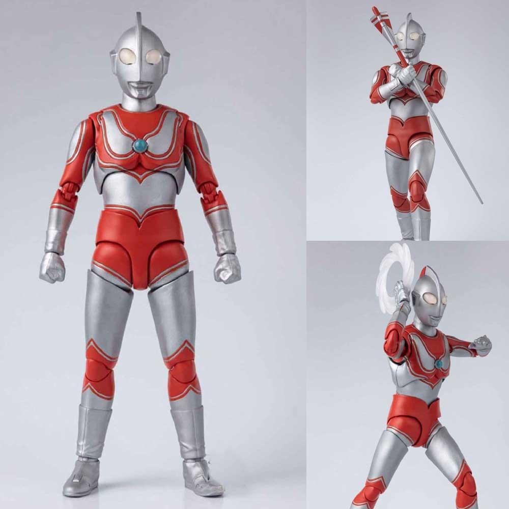 S.H Figuarts Ultraman Jack Return of Ultraman Bandai
