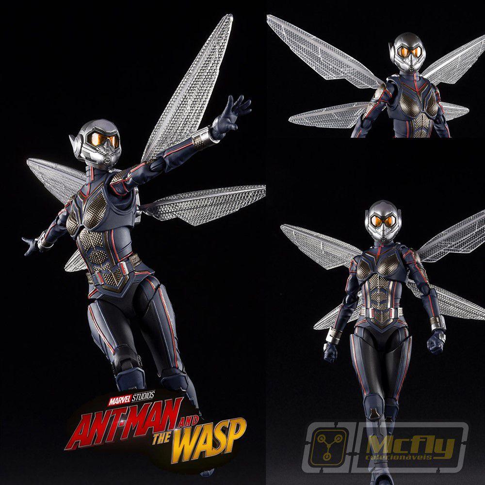 S.H FIGUARTS WASP - ANT MAN AND THE WASP BANDAI