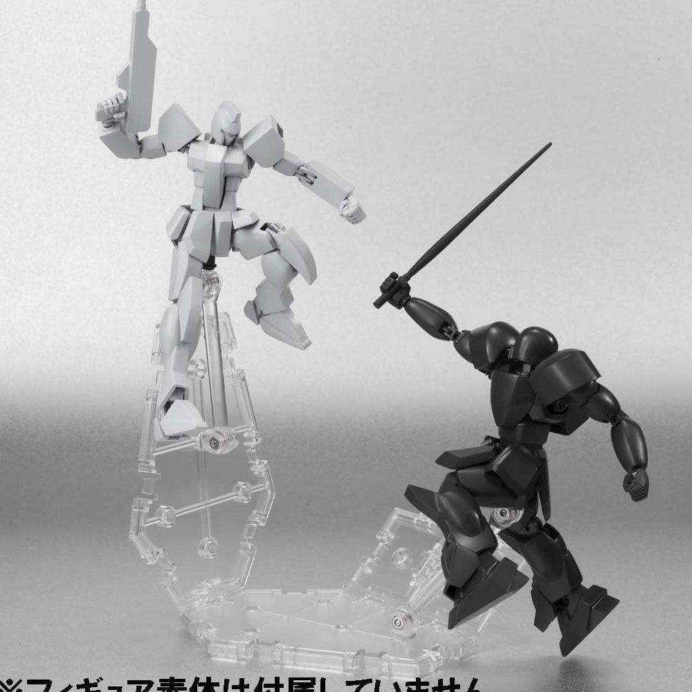 TAMASHII STAGE ACT COMBINATION CLEAR