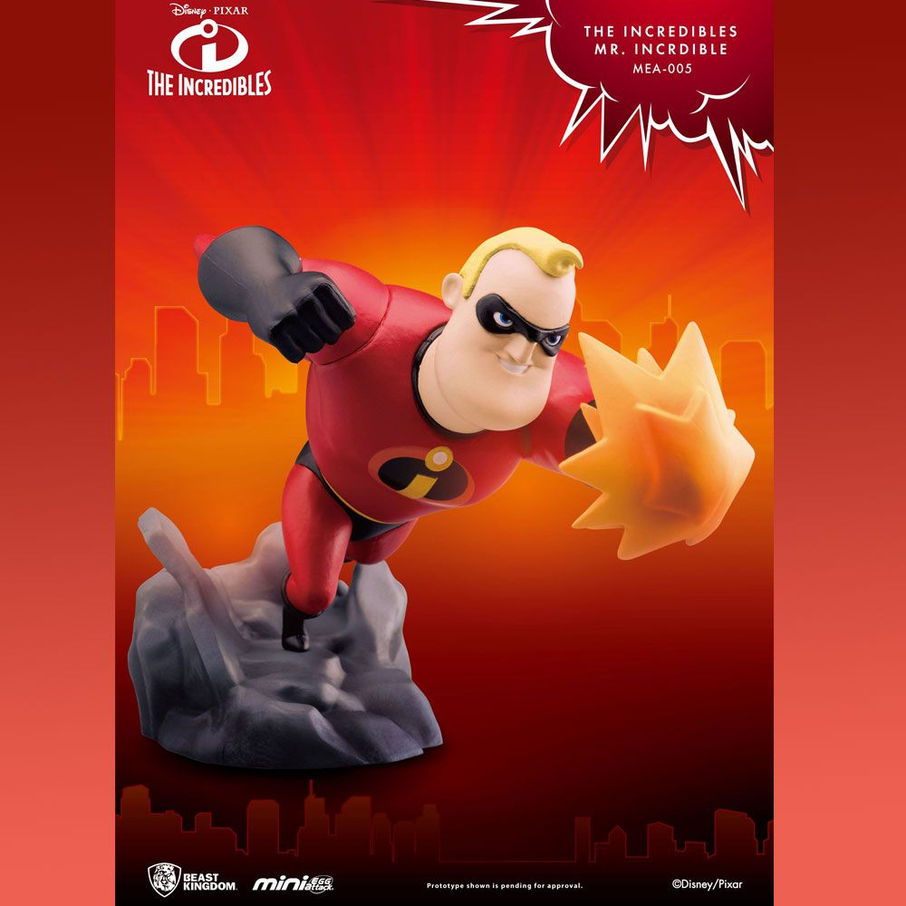 The Incredibles MEA-005 Mr Incredible PX EXCLUSIVE BEAST KIN