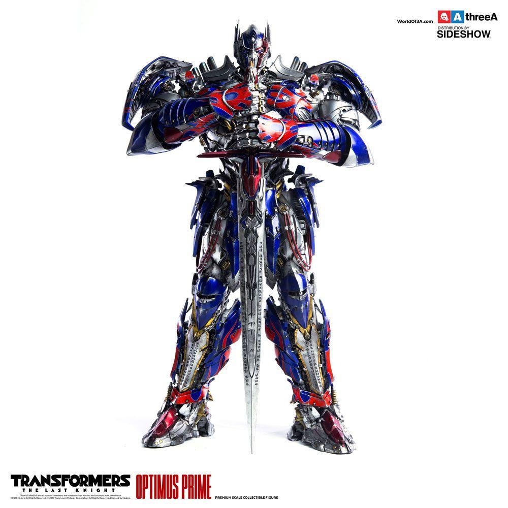 TRANSFORMERS The Last Knight Optimus Prime Threea 3a