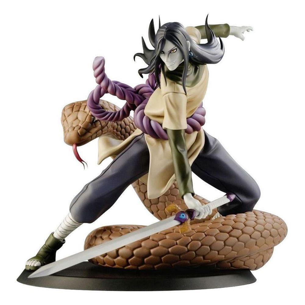 Tsume Art Orochimaru  - Naruto