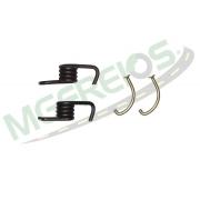 MG-2005 - Jogo de molas do freio (1 roda) A, C, D20