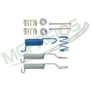 MG-2010 - Jogo de molas do freio (T) (1 roda) S10, Blazer