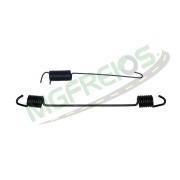 MG-2029 - Jogo de molas do freio (T) (1 roda) F250, 350