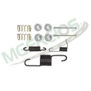 MG-2041 - Jogo de molas completo do freio (T) (LD) L200, 300