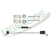 MG-2200 - Jogo de molas do freio (T) (1 roda) Frontier